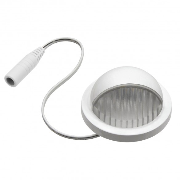 Scalloped Dome Side Light - LMT 1680W