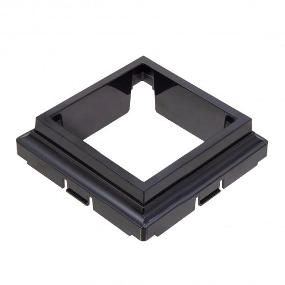 """LMT 5558-3.5B 3 1/2"""" Galaxy Post Cap Vinyl Adapter - Black"""