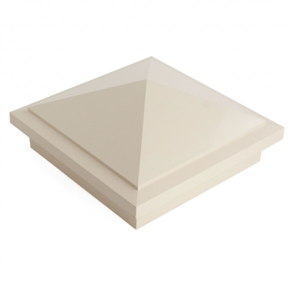 LMT-1504KT 6X6 Haven Post Cap - Beige