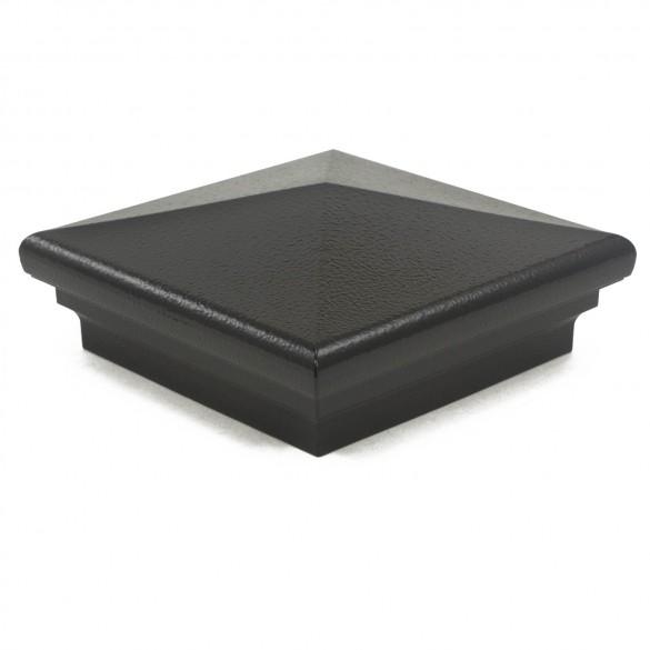 Hammertone Black Neptune Vinyl Post Cap LMT 1567HB