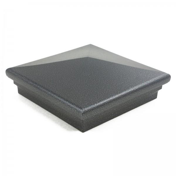 Antique Gray Neptune Vinyl Post Cap LMT 1567AGR