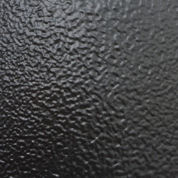 LMT Hammertone Black Color Sample Close Up