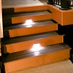 Stair/Side Light with Cover - LMT 1598 (Shown On Stairway)