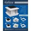 New & Improved Galaxy Solar Post Cap Design